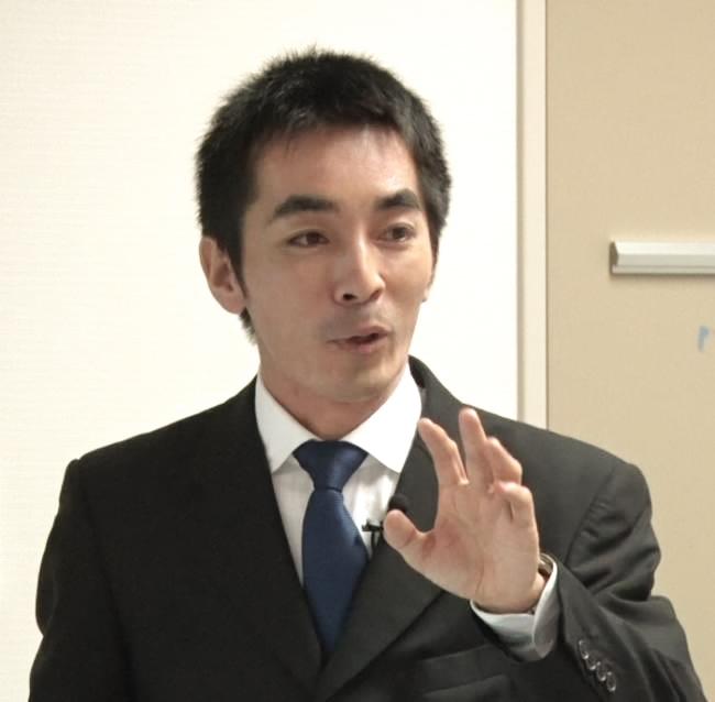 代表者岡本茂靖